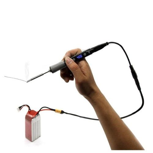 Elektrischer Lötkolben SQ-D60B 60W Lötstift Schweißwerkzeug mit einstellbarer Temperatur