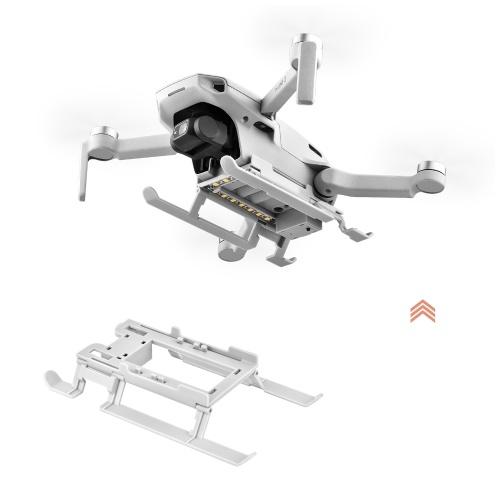 Комплект складного шасси со светодиодной подсветкой, совместимый со светодиодным шасси для мини-дрона DJI Mini / Mavic