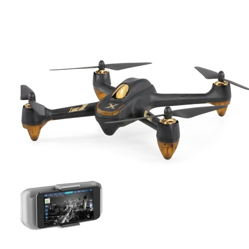 Original Hubsan H501A X4 Air Pro 1080P Wifi FPV RC Quadcopter Brushless GPS Drone with 400m Range Wifi Relay Signal Booster