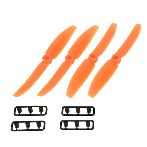 6 pares Original RC Part Gemfan 5040 Hélices Três cores para H250 H280 QAV250 Racer250 TL250H RC Quadcopter
