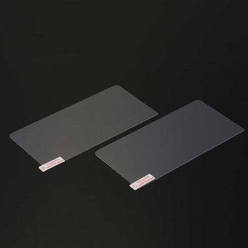 2Pcs Scratch-resistant Shatterproof 9H Alta taxa de transmissão 2.5D Sapphire Technology Protetor de tela de vidro temperado para YUNEEC Q500 RC Quadcopter