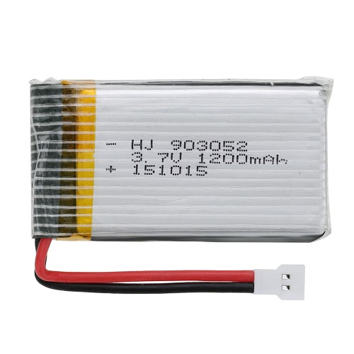 4 in 1 Charger Set con 4pcs 3.7 v 1200mAh batteria Li-po per Syma X5SW X5SC RC Quadcopter