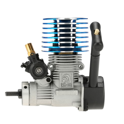 02060 VX 18 2.74CC Pull Starter Engine for 1-10 HSP Nitro Buggy Truck RC Car
