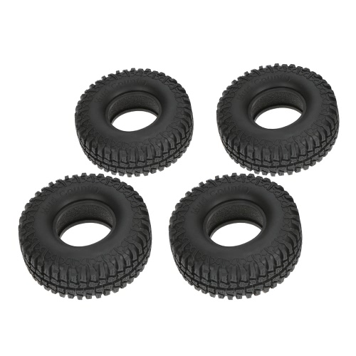 "4Pcs Austar 1.9 ""100mm 1/10 Pneumatici di scala per 1/10 RC4WD D90 Axial SCX10 RC Rock Crawler"