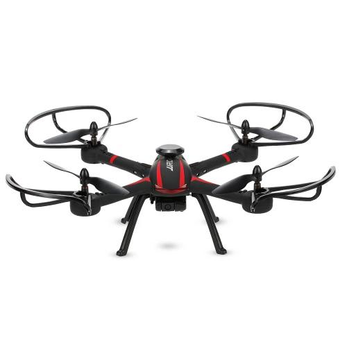 JJRC H11WH 2.4G Czterozakładowa 6-miejscowa Gyro 2.0MP HD Kamera WiFi FPV RC Quadcopter RTF z trybem bez Headless Przełącznik 3D Funkcja Set-Height Mode