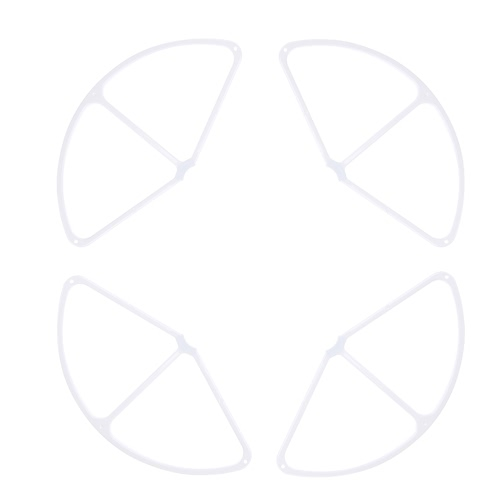 4Pcs Quick-release Propeller Guards Protectors Shielding Rings Bumper for DJI Phantom 4  RC Quadcopter