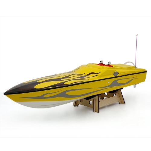 Original VANTEX Challenger 1300BP (Flame) FS-GT2 2.4G Transmitter High Speed 60km/h Electric RC Racing Boat