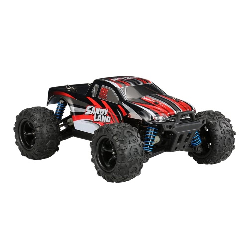 Original PXtoys NO.9300 1/18 2.4GHz 4WD Sandy Land Monster Truck RC Car