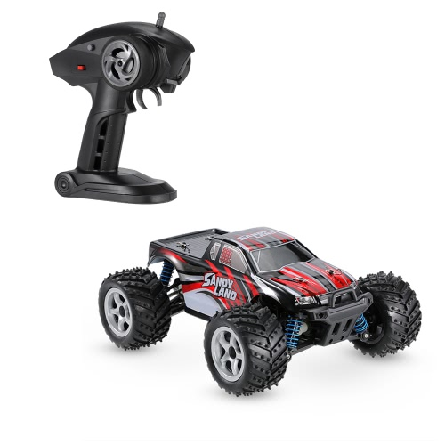 Originale PXtoys NO.9300 1/18 2.4GHz 4WD Sandy Terra Monster Truck RC Auto