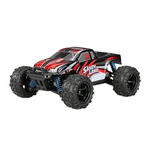 Original PXtoys NO.9300 1/18 40 km/h 2.4GHz 4WD Sandy Land Monster Truck RC Car