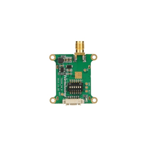 Original Turbowing TX200 5.8G 200mW 32CH Dial-up Wireless AV Transmitter for RC Drone FPV Real Time Transmission