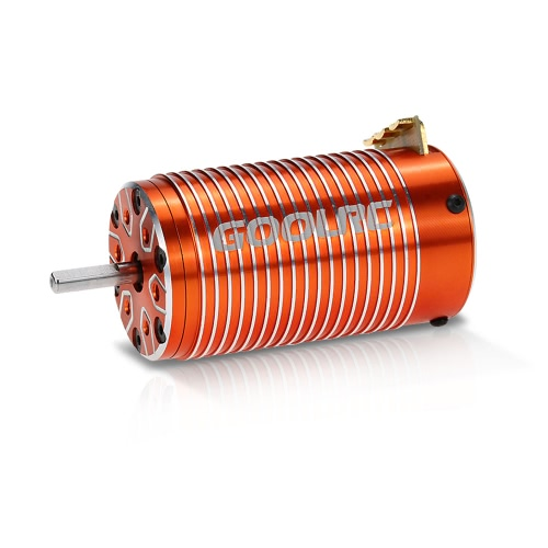 GoolRC High Performance 4274 2250KV Sensored Brushless Motor für 1/8 RC Car Monster Truck Bigfoot
