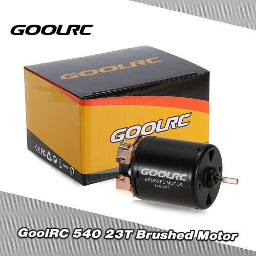 GoolRC 540 23T Brushed Motor for 1/10 On-road Drift Touring RC Car