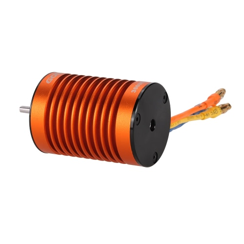 GoolRC F540 3000KV Waterproof Brushless Motor per 1/10 RC Car WLtoys 10428 HG P601