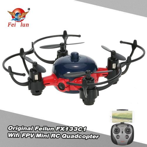 Feilun FX133C1 Wifi FPV 0.3MP Camera Drone 2.4GHz 6 Axis Gyro RC Quadcopter