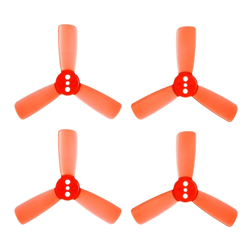 8 пар 1935 3-лезвие CW CCW Propeller для 1104 1103 Brussless Motor Q90 90GT Micro FPV Racing Drone Quadcopter