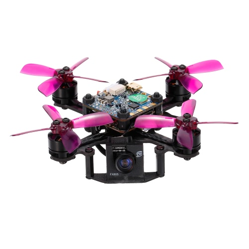 IDEAFLY IF-88 88mm 5.8G 40CH 600TVL FPV Racing Drone 1104 Brushless Motor with F4 Flight Controller Frsky Receiver BNF
