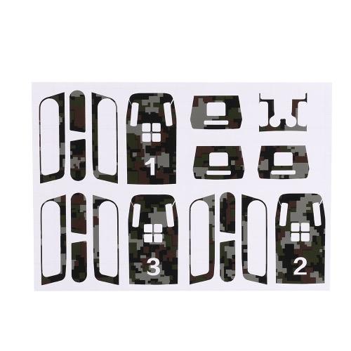 Защитная крышка для наклейки наклейки и защитная крышка для двигателя для DJI Spark FPV Quadcopter