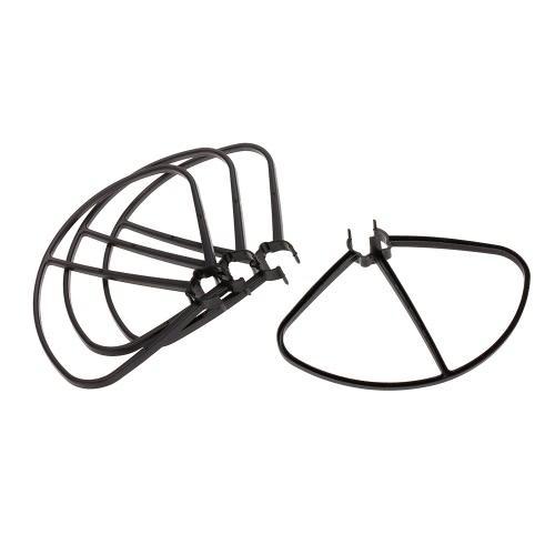 2 pares de protección de hélice de protección y 2pcs Landing Gear y 2 pares de hélice CW / CCW para GoolRC T32 FPV Quadcopter