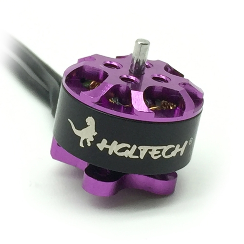 4pcs HGLRC fiamma HF 1104 7500KV 2-3S Kit brushless per motori per 90mm 100mm 130mm RC Racing Drone Quadcopter