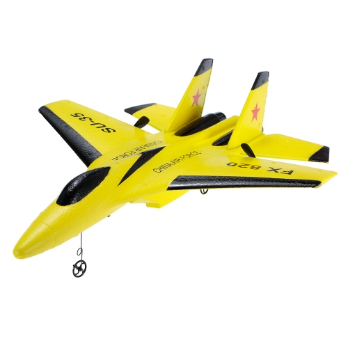 Flybear FX-820 2.4G 2CH Remote Control SU-35 Glider 290mm Wingspan EPP Micro Indoor RC Airplane Aircraft RTF