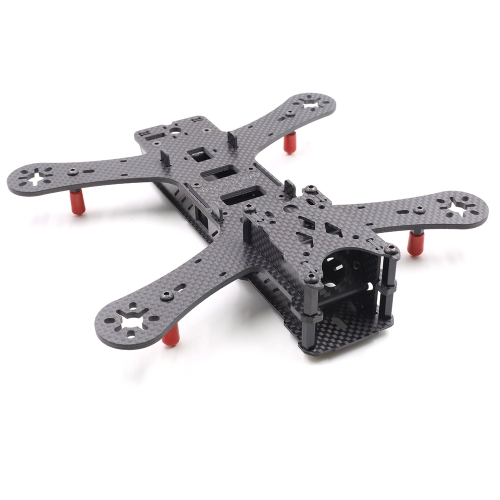 GEPRC GEP210 210mm H-Type Sunken 5in Fibra di carbonio FPV Racing Drone Quadcopter Kit telaio con XT60 Power Distributor LED