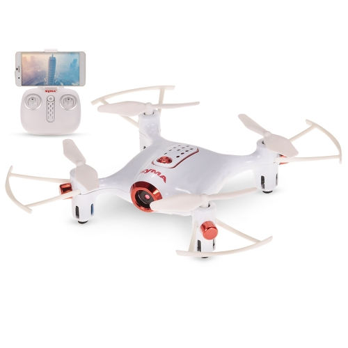 Original SYMA X20W 2.4G 0.3MP Camera Wifi FPV Altitude Hold RC Quadcopter