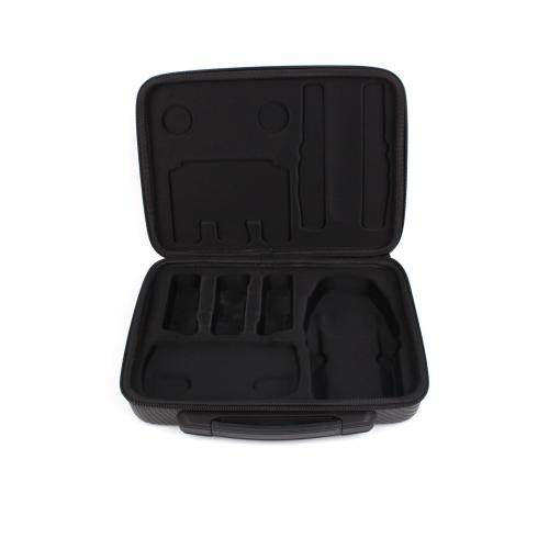 Outdoor PU Portable Shockproof Waterproof Carbon Fiber Handbag for DJI Mavic AIR Drone
