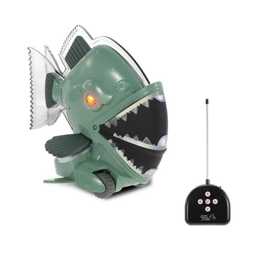 783 infravermelho controle remoto piranha rc piranha crianças brinquedo