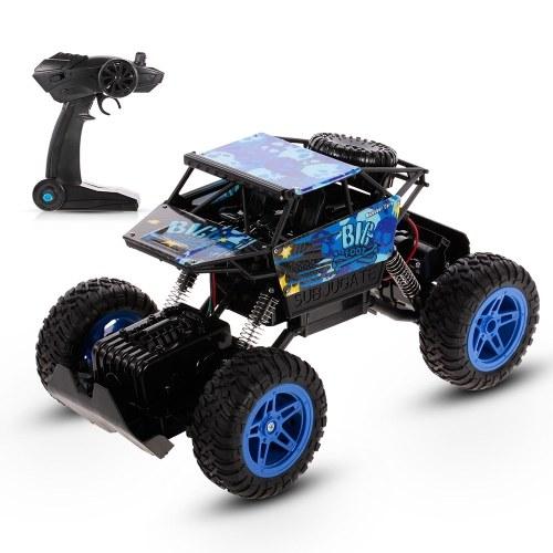 HAOJUN 8811 1/12 2.4G 4WD 20 KM / h High Speed Karting Rock Crawler RC Auto