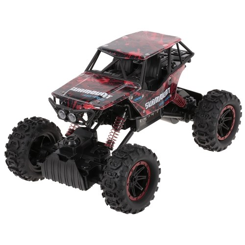 YONGXIANG TOYS 8897-187E 1/12 2.4G 4WD DIY Tire All Terrain Высокоскоростной RC Rock Crawler