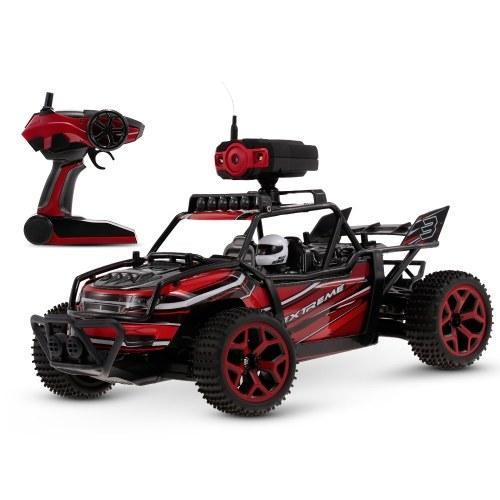 CRAZON 18GS04 1/18 2,4 GHz 4WD 20 km / std RC Buggy Auto