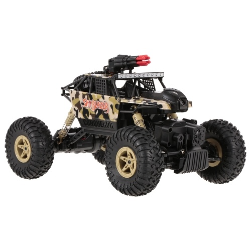 Wltoys 18428-A 1/18 2,4 GHz 4WD RC rakietowy samochód z 0.3MP Wifi FPV Camera Off-road Crawler RTR