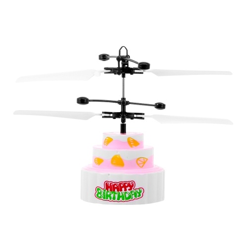 8018 Birthday Cake Music Helicopter Aircraft