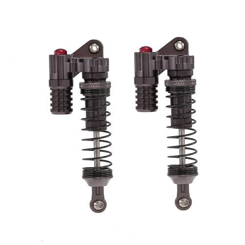 2pcs RC Car Parts 90mm Metal Shock Absorber Damper Image