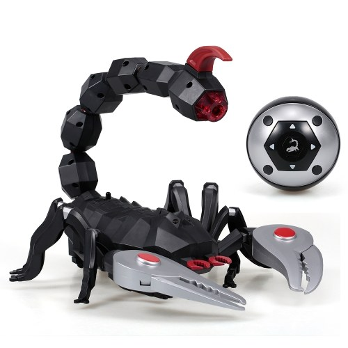 FEI LUN FK503A Infrared Remote Control Scorpion Smoke Effect Spray Water Scorpion RC Toy for Kids