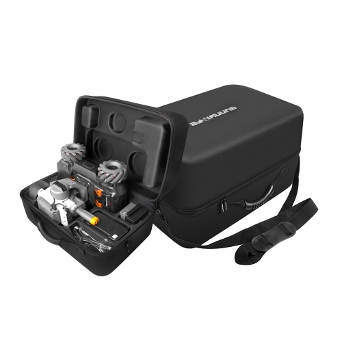 Carrying Case Hard Shell Storage Case for DJI RoboMaster S1 Travel Transport Protection Carrying Bag