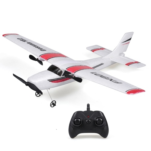 FX801 Aeroplano Cessna 182 2.4GHz 2CH RC Airplane Aircraft