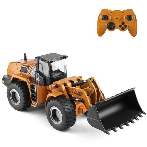 WLtoys XKS 14800 2.4Ghz 1/14 RC Bulldozer Electric Remote Control Bulldozer RC Construction Vehicles Toy