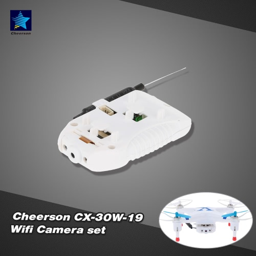Original Cheerson CX-30W-19 WIFI cámara preparada para Quadcopter RC Cheerson CX-30W