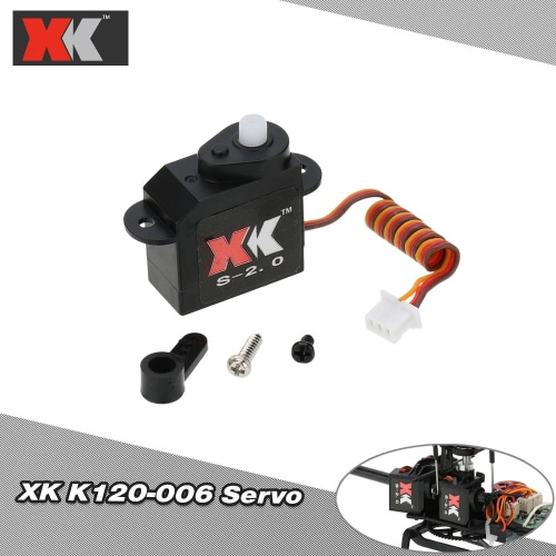 Original XK K120-006 Servo for XK K120 3D 6CH RC Helicopter