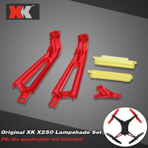 Originale XK X 250-013 paralume impostato per XK X 250 RC Quadcopter