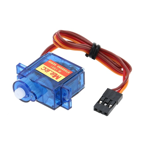 MR.RC M-1501 9g Digital Micro Servo for RC 250 450 Helicopter Car