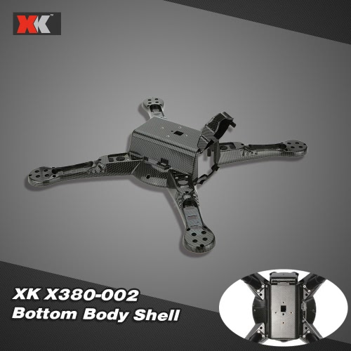 Original XK X 380-002 bas coque pour XK X 380 RC Quadcopter