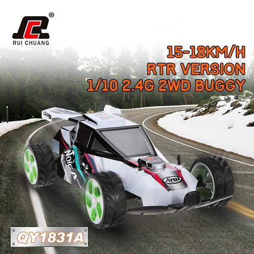 RUICHUANG QY1831A 1/10 2.4G 2WD Electric Buggy RTR RC Car