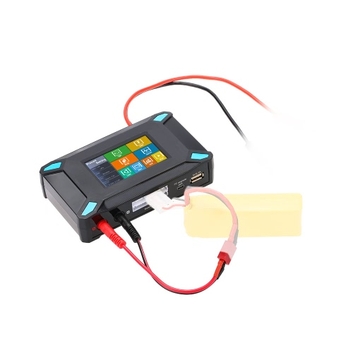 Original imaxRC X180DC 180W Touch Screen Balance Charger/Discharger for LiPo LiHV LiFe NiCd NiMh Pb RC Battery