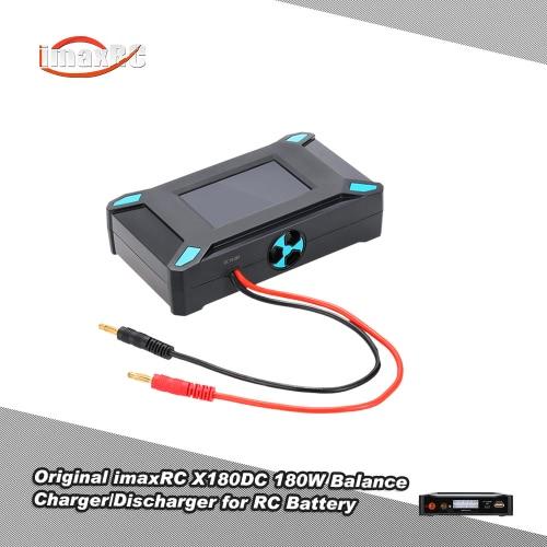 リポリチウムイオン(Li-ion)のLiFeニッカドニッケル水素鉛RCバッテリーのためのオリジナルimaxRC X180DC 180Wタッチスクリーンのバランス充電器/放電器