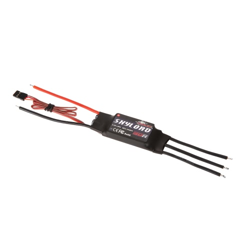 TOMCAT Skylord-30A 2-3S Li-Po Brushless ESC mit 2A / 5V BEC für RC Aircraft Helicopter