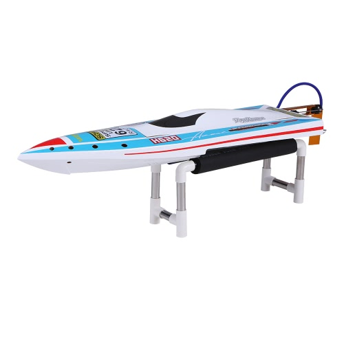 NO.H620 Raytheon Brushless RC Racing Boat 75km / h Version PNP haute vitesse avec moteur Servo ESC