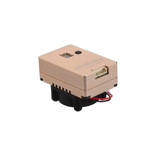 Original Turboing TX2000 5.8G 2000mW 40CH Transmetteur AV sans fil pour RC Drone FPV Transmission en temps réel avec ventilateur de refroidissement